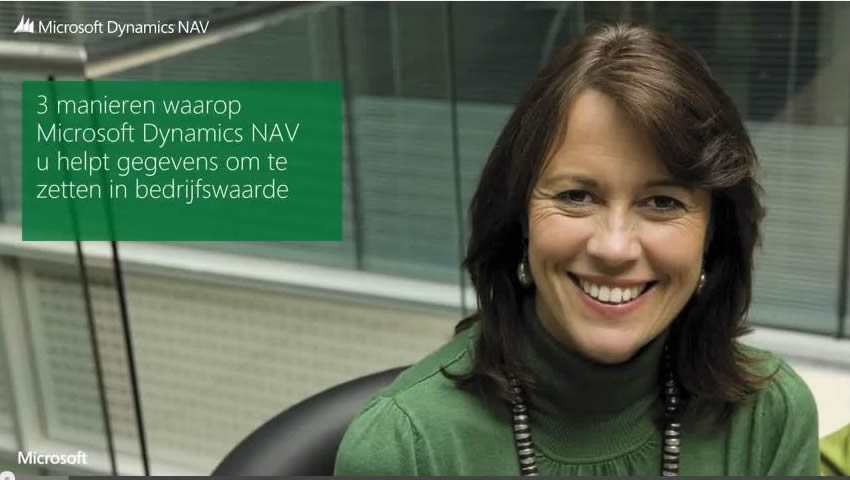 video-microsoft-dynamics-nav-zet-data-om-in-inzichten